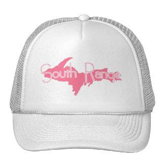 South Range, Michigan Upper Peninsula Mesh Hats