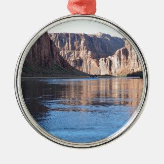 South Rim Grand Canyon Colorado River Christmas Ornament
