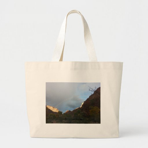 South Rim Grand Canyon National Park Phantom Ranch Tote Bags