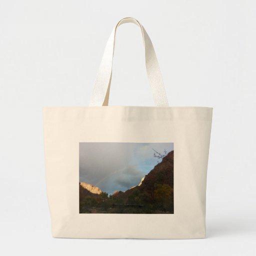 South Rim Grand Canyon National Park Phantom Ranch Tote Bag