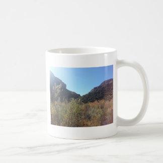 South Rim Grand Canyon National Park Phantom Ranch Basic White Mug