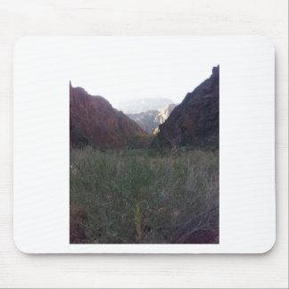 South Rim Grand Canyon National Park Phantom Ranch Mouse Pad