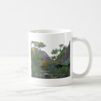 South Rim Grand Canyon National Park Phantom Ranch Coffee Mugs