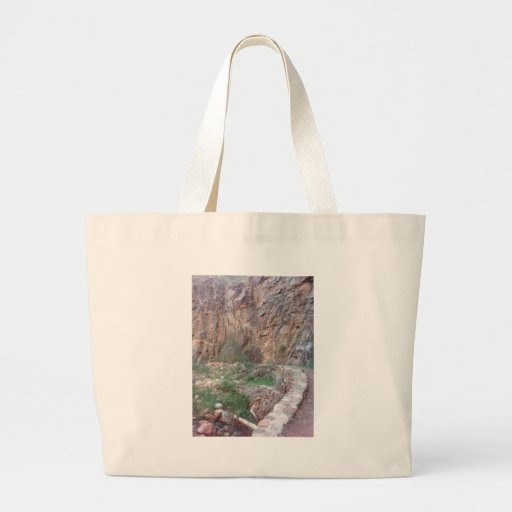 South Rim Grand Canyon Overlook Tote Bag