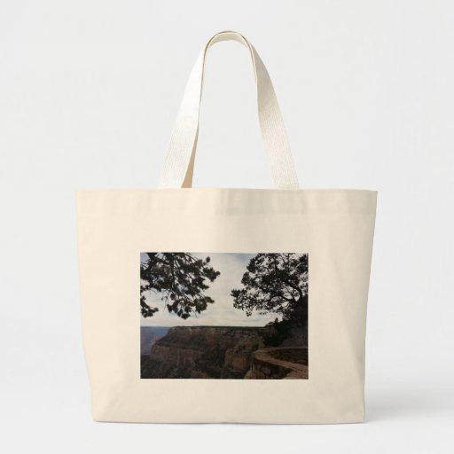 South Rim Grand Canyon Overlook Hopi Point Bag