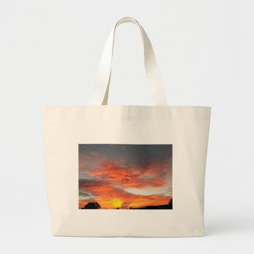 South Rim Grand Canyon Overlook Sunset Tote Bag