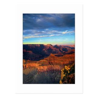 """""""South Rim"""" Postcard"""