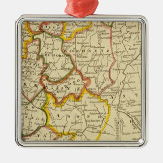 South Russia in Europe Christmas Ornament