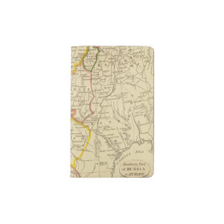 South Russia in Europe Pocket Moleskine Notebook