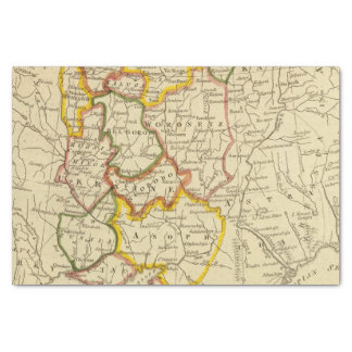 South Russia in Europe Tissue Paper