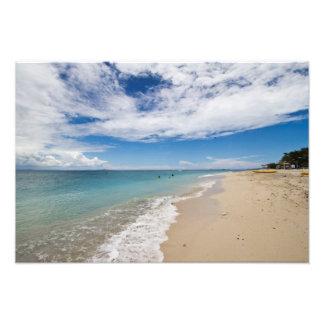 South Sea Island Beach Art Photo