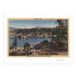 South Shore View of Boulder Bay Postcard