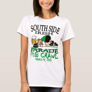 SOUTH SIDE IRISH PUB CRAWL T-Shirt