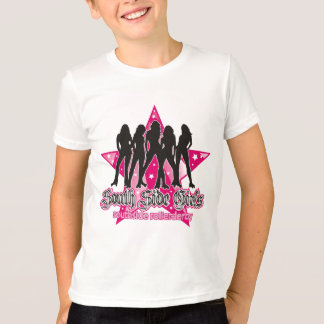 South Side Roller Derby Kids T Shirt
