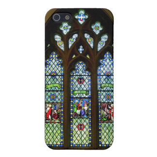 South Stained Glass Window Christ Church Cathedral Case For iPhone 5/5S