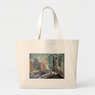 South Street Seaport Large Tote Bag