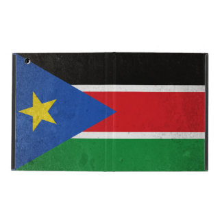 South Sudan iPad Folio Case