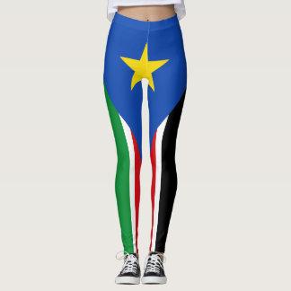 South Sudan Leggings