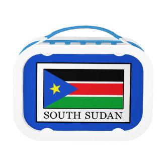 South Sudan Lunch Box