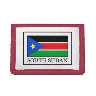 South Sudan Tri-fold Wallet