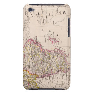 South Sweden and Norway iPod Touch Case-Mate Case
