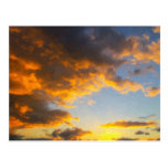 South Texas Plains Sunset Post Card