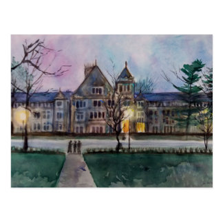 South University Avenue 2 Postcard