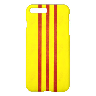 South Vietnam Light Grunge Flag iPhone 8 Plus/7 Plus Case
