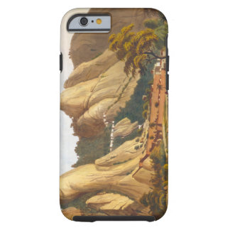 South view of Sewandroog, illustration from 'Twelv Tough iPhone 6 Case