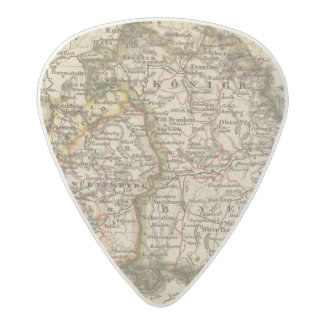 South West Germany Acetal Guitar Pick