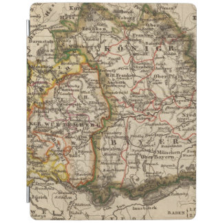 South West Germany iPad Cover