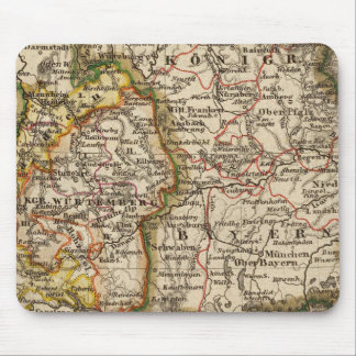 South West Germany Mouse Mat