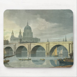 South West view of St Pauls Cathedral Mouse Mat