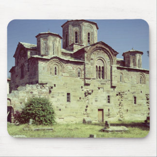 South-west view of the Church of Sveti Djordje Mouse Mat