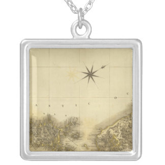 South Western Isles Silver Plated Necklace