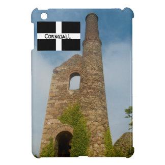 South Wheal Frances Tin Mine Cornwall England iPad Mini Cover