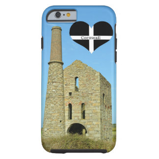 South Wheal Frances Tin Mine Cornwall England Tough iPhone 6 Case
