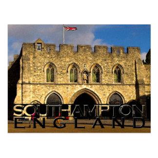 Southampton Postcard