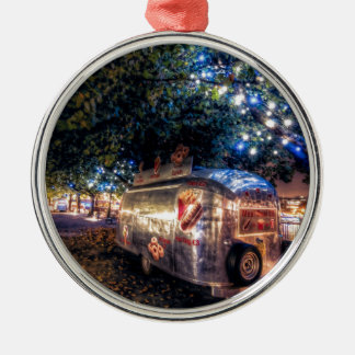 Southbank Food Truck, London Christmas Ornament