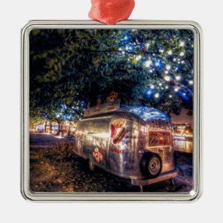 Southbank Food Truck, London Christmas Ornament