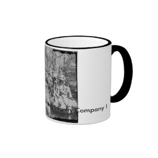 southcarolina, 2nd South Carolina Voluntary Inf... Ringer Mug