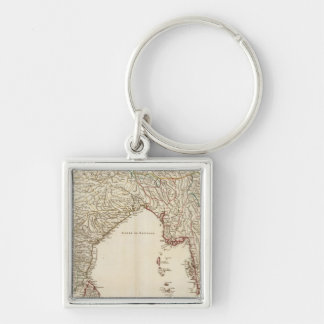 Southeast Asia 2 Key Ring
