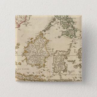 Southeast Asia 3 15 Cm Square Badge