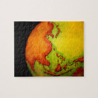 Southeast Asia Jigsaw Puzzle