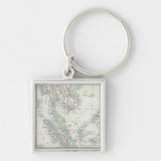 Southeast Asia Key Ring