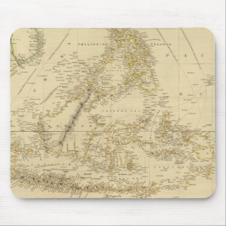 Southeast AsiaIndonesia Mouse Mat