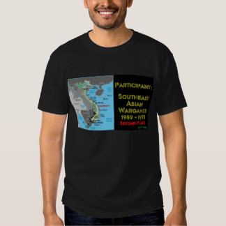 Southeast Asian Wargames Shirt