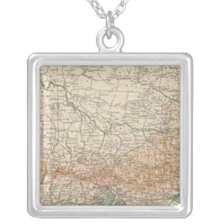 Southeast Australia by 168 Silver Plated Necklace