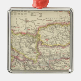 Southeast Europe, Romania, Turkey, Servia Christmas Ornament