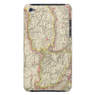 Southeast Europe, Romania, Turkey, Servia iPod Case-Mate Case